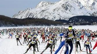 49. Engadin Skimarathon 2017 - der Tag in 5 Minuten