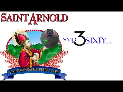 Saint Arnold Brewing Company - 360Fly 4K
