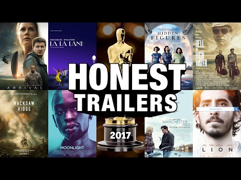 Honest Trailers - The Oscars (2017)