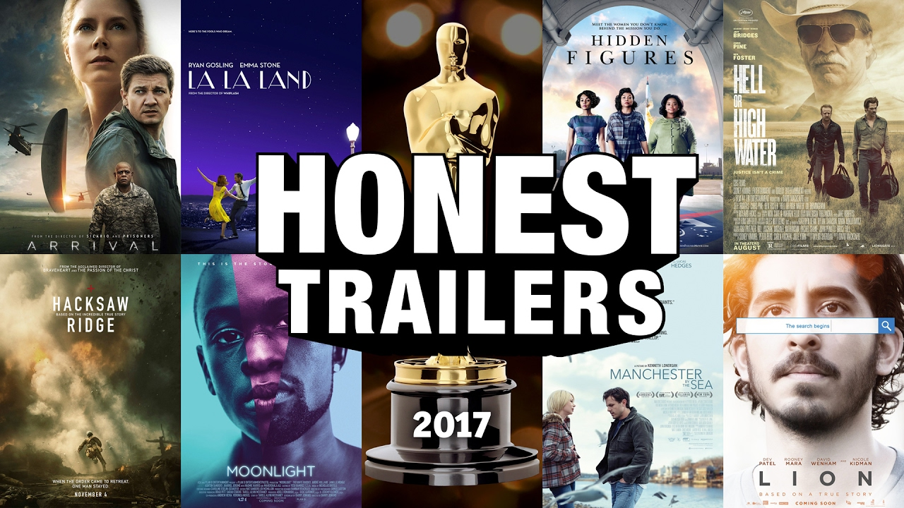 Honest Trailers - The Oscars (2017) by : Screen Junkies
