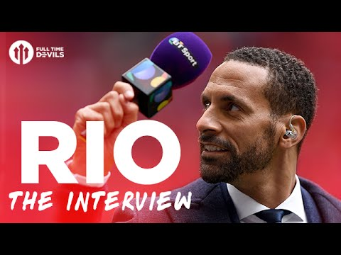 RIO FERDINAND: 'I'D BE A BARGAIN IN TODAY'S MARKET!' | The Interview w/BT SPORT