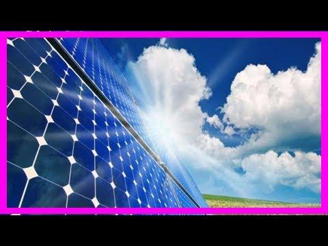 Breaking News   Watch: how quantum dots can make solar panels transparent