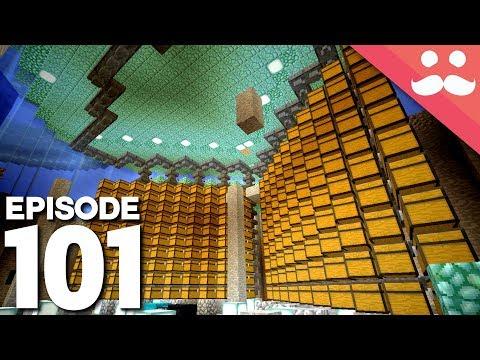 Hermitcraft 5: Episode 101 - New MEGA...
