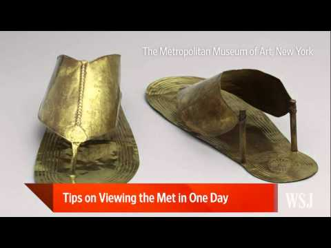 Tips on Seeing the Met In One Day