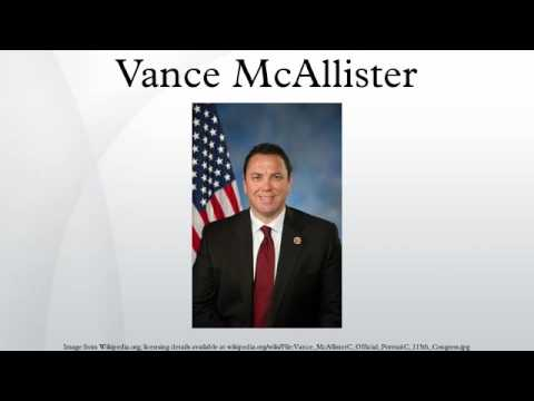 Vance McAllister