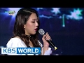 Koh nayoung - Cold night, You were warm [Music Bank / 2017.02.03]