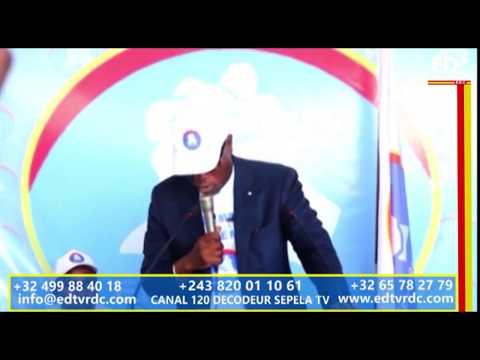 ENSEMBLE De Moise Katumbi En Meeting De Verité Sur La Nationalité de Joseph Kabila
