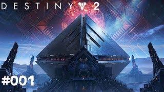 Destiny 2: Kriegsgeist #01 - Rasputin - Let's Play Destiny 2 Deutsch / German