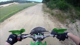 Kawasaki KLX 140G Top Speed V1