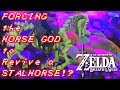 Trying to FORCE a Horse God to Revive a Stalhorse! || Zelda Breath of the Wild