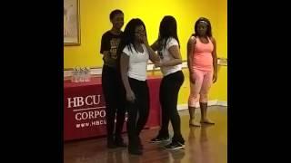 2016 HBCU Dance(TM) BEGINNER'S TRAINING WEEKEND 5