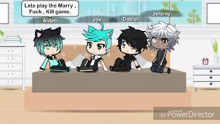 The Marry, Fuck , Kill Game. (GACHAVERSE STORY)