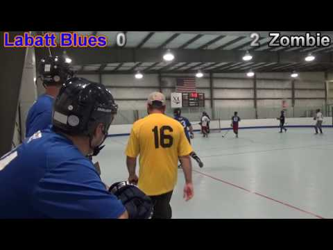 RSHL C Division Labatt Blues Vs Zombie