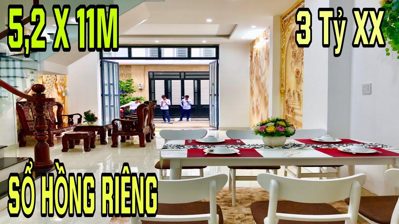 BÁN NHÀ QUẬN 12 | Nhà đẹp giá rẻ chỉ 3 Tỷ 388 triệu tại đường Hà Huy Giáp phường Thạnh Lộc