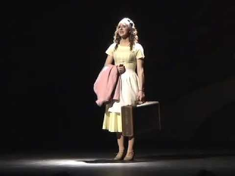 Every Tear A Mother Cries, performed by Taylor Pearlstein (HONK!)