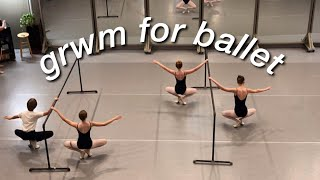 Day In The Life Of A Ballet Dancer | After School Get Ready …