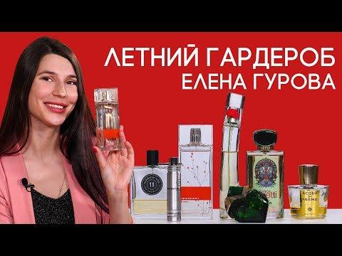 Какой парфюмерией пользуются
