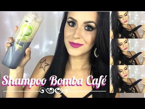 Shampoo Bomba Café - Cabelo Grande + Brilho #DezembroTodoDia19