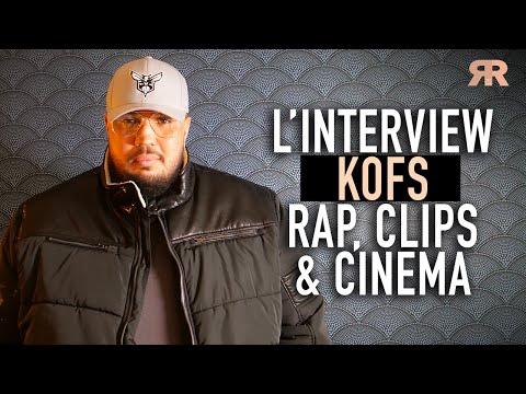 Youtube: KOFS en interview: le rap, les clips, le cinéma, Kaaris, Kamelancien, Soprano… et Santé & Bonheur!
