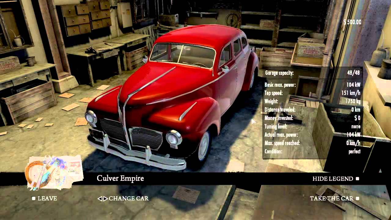 mafia 2 free roam mod with all vehicles download link youtube. Black Bedroom Furniture Sets. Home Design Ideas