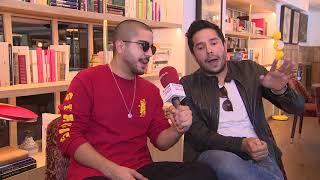 Entrevista con el dúo musical Cali y el Dandee