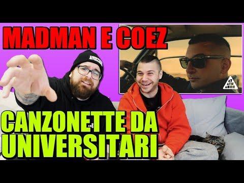 "MADMAN - ""Centro"" feat. COEZ - (Prod. PK) | RAP REACTION | ARCADE BOYZ"