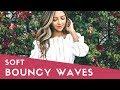 Hair Tutorial | Soft, Bouncy Waves Blowout