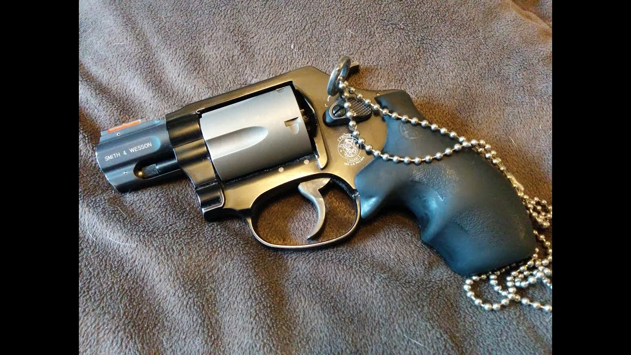 Smith and Wesson 360pd  357 mag: The EDC powerhouse with a twist