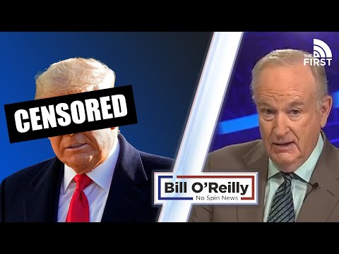 BLM Demand: Ban Trump FOREVER   Bill O'Reilly
