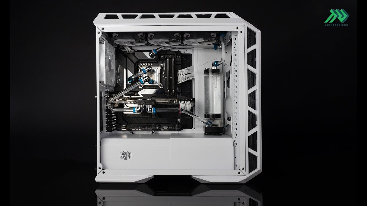 Water Cooling For Intel I7 8700k And 1080 Ti