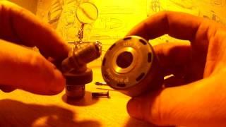 розбирання швидкозатискного патрона BOSCH 1.5-13 ММ SDS-PLUS і заміна хвостовика
