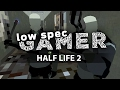 Super low Half-Life 2 on an Intel Atom