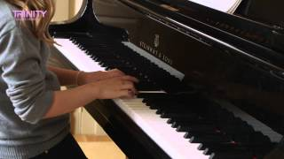 Trinity College London Grade 3 Piano Exam