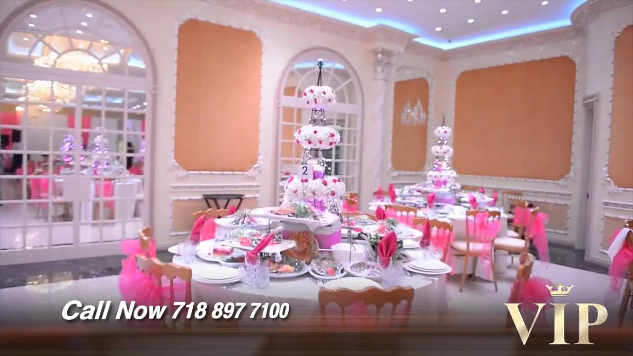 PARIS THEME DECOR BY VIP FLOWERS QUEENS - YouTube