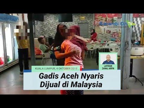 Gadis Aceh Nyaris Dijual Di Malaysia