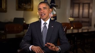 Weekly Address: Enrolling in the Affordable Care Act Marketplace