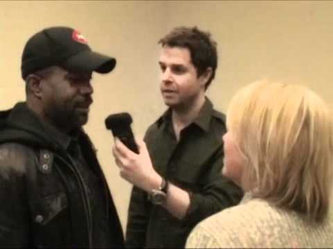 94.9 The Bull Backyard Country darrius rucker interview w/ 94.9 the bull's caffeinated radio - youtube