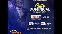 'La colère de Dieu, un langage divin 3'_Pasteur Jean-Claude SAFARI