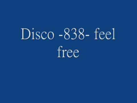 Disco -838- feel free