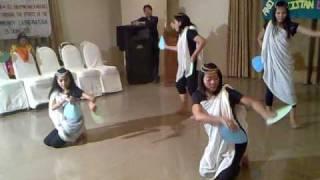 DAYANG-DAYANG DANCE PART 2