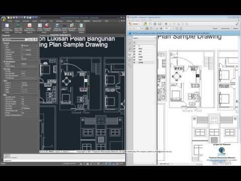 progeCAD | PDF to DWG