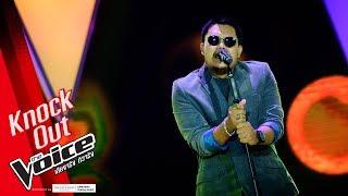 เอ็ม - อกหักเพราะรักแป๋ว - Knock Out - The Voice Thailand 2018 - 28 Jan 2019