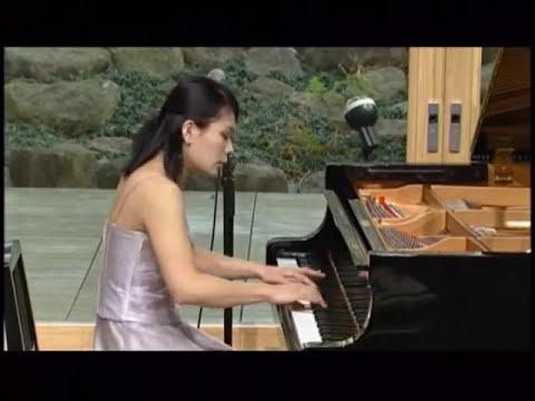 "Eri Mantani - Haendel ""The Harmonious Blacksmith"" ヘンデル「調子のよい鍛冶屋」 - 萬谷衣里"