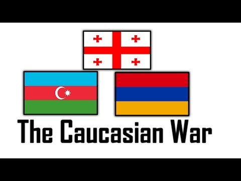 Alternate Wars - Caucasian War