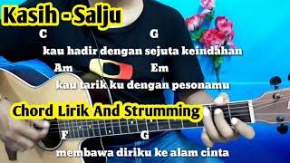 [1.55 MB] Kunci Gitar Salju - Kasih | Gampang dan Mudah By Darmawan Gitar