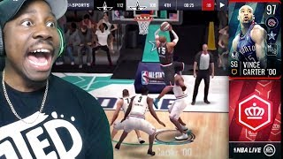 JUMPING OVER OPPONENT IN RISING STAR CHALLENGE! NBA Live Mobile 19 Season 3 Ep. 46