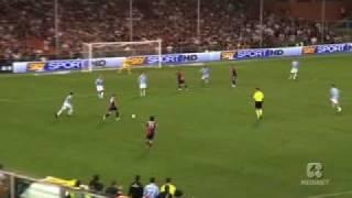 Genoa vs Napoli 4-1 (13-09-2009) Highlights , sintesi