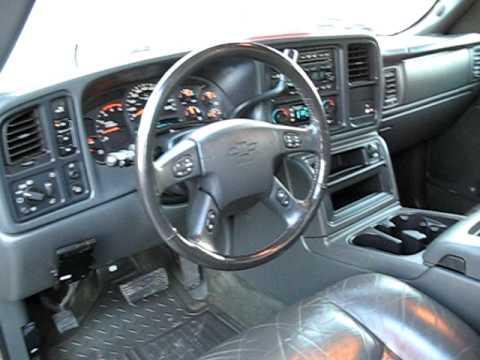 2003 CHEVROLET SILVERADO 2500 HD DURAMAX TURBO DIESEL 4X4 ...