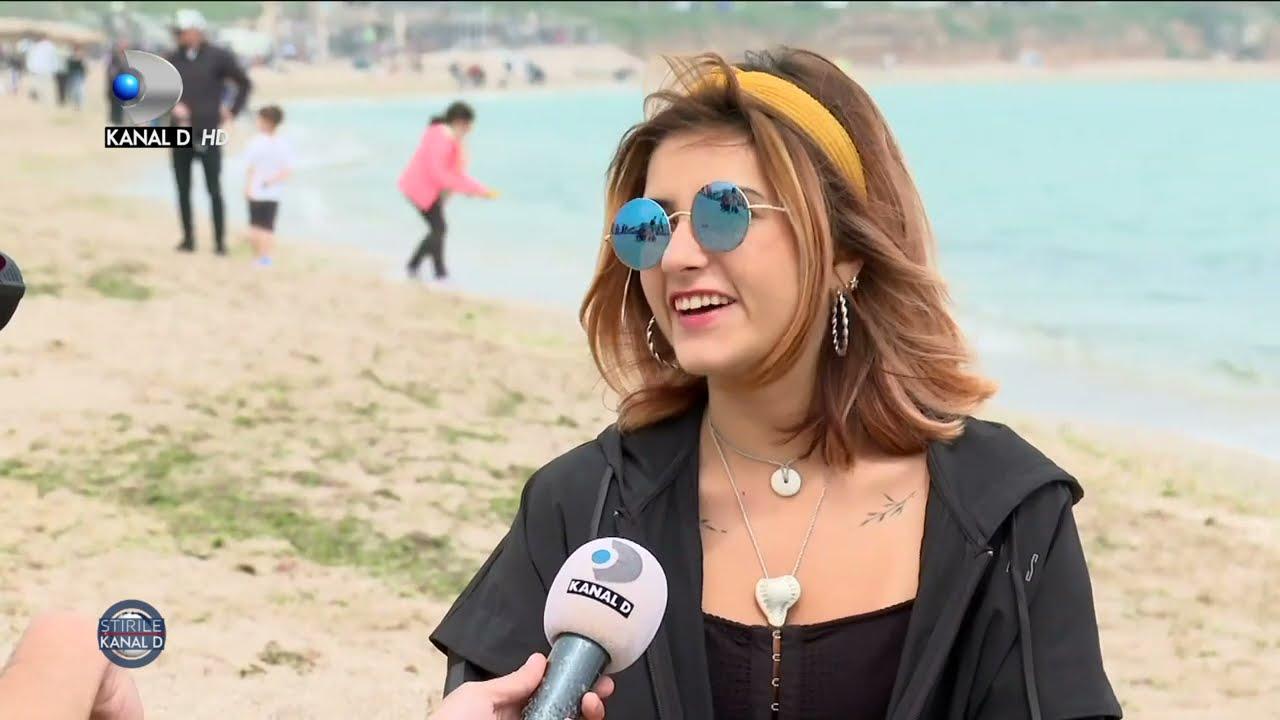 Stirile Kanal D(02.05.2021) - Distractie si voie buna pe litoral! | Editie de pranz