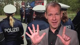 Helge Thun – Rechtsextreme Polizeianwärter suspendiert!
